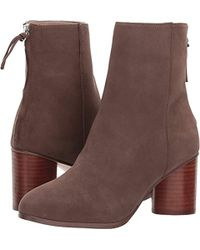 Steven by Steve Madden - Veronica Ankle Bootie - Lyst