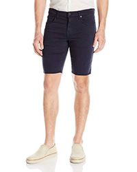 J Brand - J Brand Tyler Cut Off Slim Fit Short - Lyst