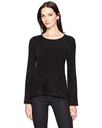 Calvin Klein - Jeans Fuzzy Flare Sleeve Sweater - Lyst