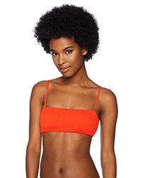 Billabong - Fire Tank Bikini Top - Lyst