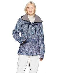 Roxy Snow Juniors Wildlife Printed Tailored Fit Snow Jacket