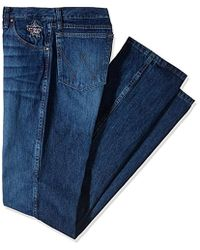 Wrangler - Size Pbt Tall Vintage Boot Cut Jean - Lyst