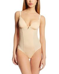 Cosabella - Marni Low Back Teddy Bodysuit - Lyst