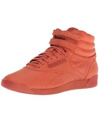 Reebok - Freestyle Hi Walking Shoe - Lyst