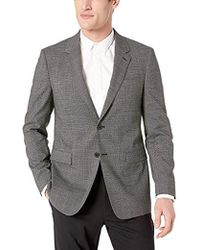 Theory - Chambers Marled Wool Stretch Sportcoat - Lyst