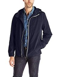 Kenneth Cole - Cotton Jacket - Lyst