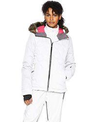Roxy - Breeze Snow Jacket - Lyst
