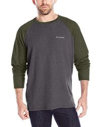 Columbia - Ketring Raglan Long Sleeve Shirt - Lyst