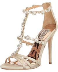 Badgley Mischka - Women's Thelma Dress Sandal - Lyst