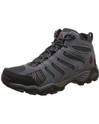 Columbia - North Plains Ii Waterproof Mid Hiking Boot - Lyst