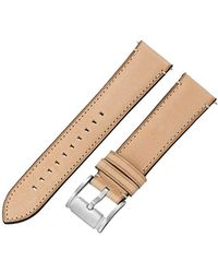 Fossil - 22mm Leather Watch Band - Lyst