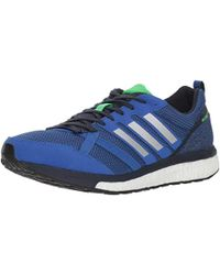 afd7642d7d832 Lyst - Nike Lunar Tempo 2 Mesh Sneakers in Blue for Men