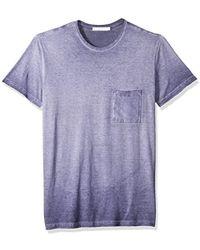 Alternative Apparel - Cotton Jersey Element Wash Pocket Tee - Lyst