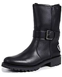 fab21b1ebf014 Lyst - Sam Edelman Jeanie Ankle Boot in Black