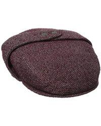 f35ca7ede93b8 Lyst - Jules B Teviotex Tweed Flat Cap in Natural for Men