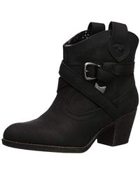 Rocket Dog Satire Lane Pu Fashion Boot - Black