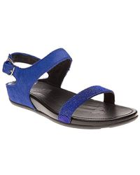 Fitflop - Banda Micro-crystal Sandal™ - Lyst