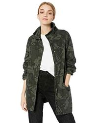 2d4922b75a4 RVCA - Racket Military Anorak Jacket - Lyst