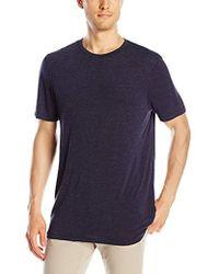 Michael Stars - Short Sleeve Bamboo Jersey Crew-neck T-shirt, - Lyst