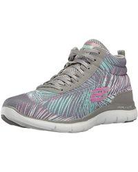 Skechers - Sport Flex Appeal 2.0-new Recruit Fashion Sneaker - Lyst