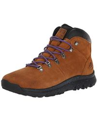 Timberland - World Hiker Mid Ankle Boot - Lyst