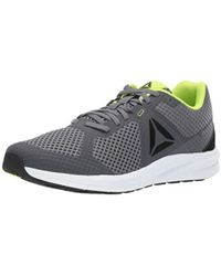 871cdc378e6b64 Lyst - Reebok Endless Road (cold Grey crushed Cobalt gold white cool ...