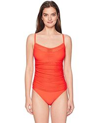 18a6f021a5c Ellen Tracy Swimwear, Bikinis & Swimsuits - Lyst