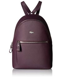 Lacoste - Daily Classic Backpack, Nf2272dc - Lyst