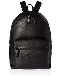 BOSS - Hugo By Victorian Leather Backpack - Lyst