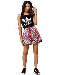 adidas Originals - Origianls S Farm Skirt - Lyst