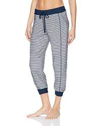 Splendid - Crop Jogger Capri Pant Pajama Bottom Pj - Lyst