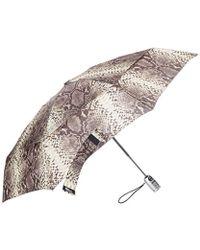 London Fog - Auto Open-close Umbrella - Lyst