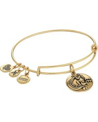 ALEX AND ANI - Zodiac Iii Expandable Wire Bangle Bracelet - Lyst