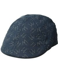 Lyst - Denim   Supply Ralph Lauren Ocean Newsboy Cap in Blue for Men 03ffca7805df