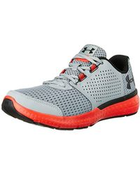 quality design 0f288 bec58 Lyst - Under Armour Ua Bgs Micro G One Tr Youth Us 7 Green ...