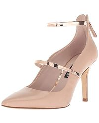 Nine West - Mayhalina Leather Pump - Lyst