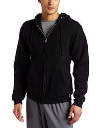 d19bf1a788631 Lyst - adidas Originals Newark Full Zip Hoody in Black for Men