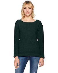 BB Dakota - Eugene Waffle Stitch Pullover Sweater - Lyst