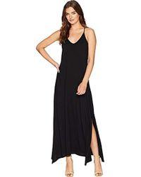 Michael Stars - Cotton Modal Long Strappy Dress - Lyst