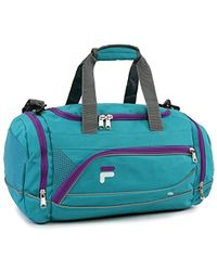 31c3228324 Fila Anderson Barrell Holdall in White for Men - Lyst