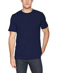 Theory - Essential Cashmere Crew Neck T Shirt, - Lyst