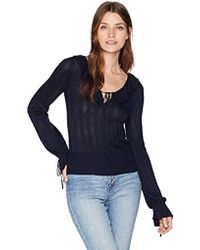 Cupcakes And Cashmere - Koren V-neck Sweater - Lyst