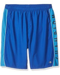 f39b570593 Lyst - Champion Pacific Sand Swim Trunks in Blue for Men