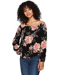 ad12b8f244ff73 Billabong - Mi Amore Off The Shoulder Top. - Lyst