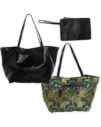Steve Madden - Handbags For : Large Reversible Tote Bag, Handbag, Purse With Zipper Clutch Purse For Makeup Bag - Lyst