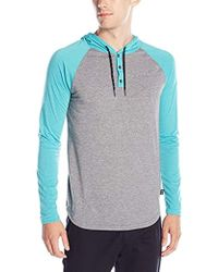 88837fa97432 Lyst - Asics Compression Long Sleeve in Gray for Men