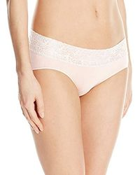 Rosie Pope - Seamless Maternity Hipster Panty With Lace (rp10334) - Lyst