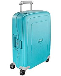 "Samsonite - S'cure 20"" Hardside Spinner Carry-on - Lyst"