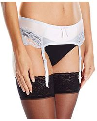 Freya - Fancies Suspender - Lyst