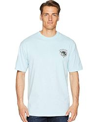 Quiksilver - It Was A Good Day Tee - Lyst